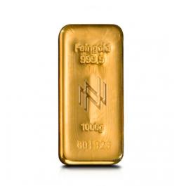 Gold Bar 1kg InnovaMinex