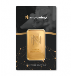 Gold Bar 1oz InnovaMinex Birth Design