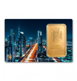 Gold Bar 1oz InnovaMinex Dubai Design