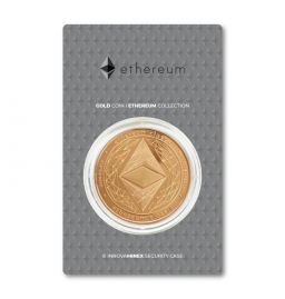 Gold Coin 10gr Ethereum Design