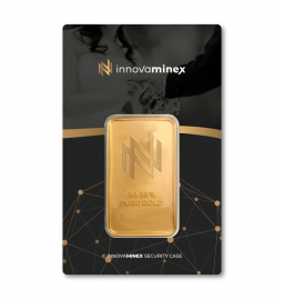 Gold Bar 1oz InnovaMinex Wedding Design